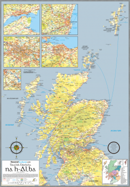 Mapa aig Newsnet Scotland